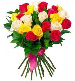 """25 роз """"Кения"""""""